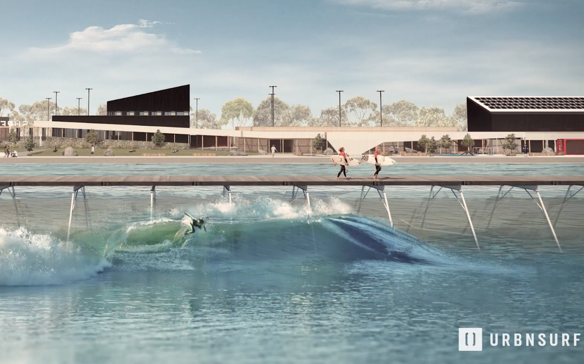 It's Official: Melbourne Surf Park Planned for 2017 Opening