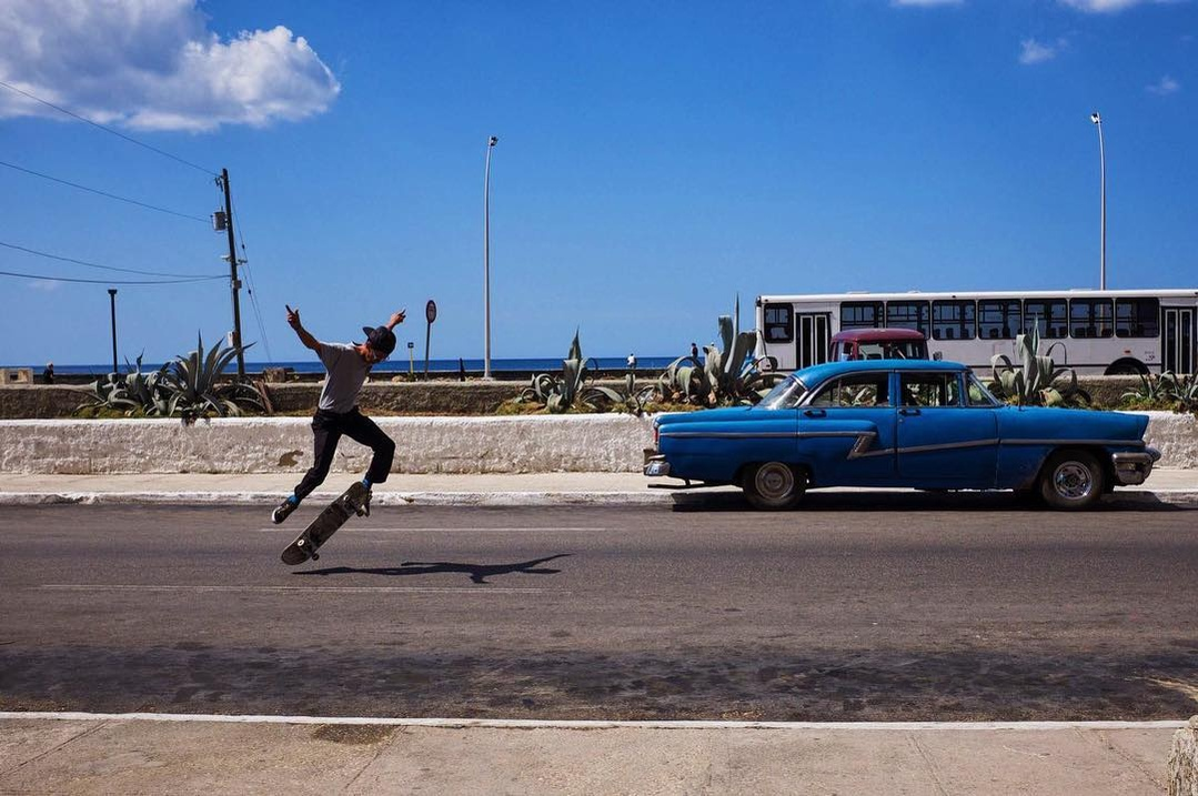 The Global Brotherhood: Introducing Cuba Skate