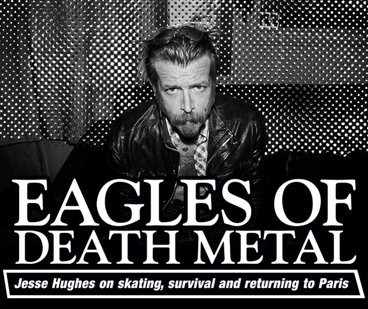 Eagles Of Death Metal Interview with Thrasher Magazine